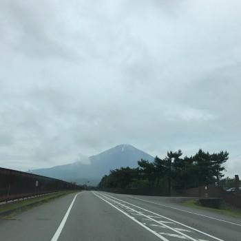 富士山@鍋焼うどん