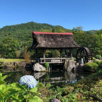 富士山にある大石茶屋