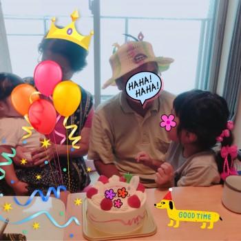 両親の誕生日🎂