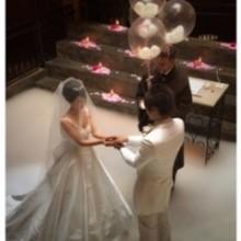 お友達の結婚式♪