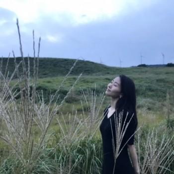 高原に吹く風