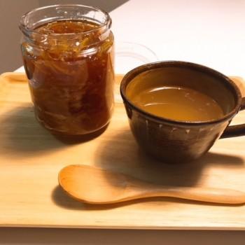 健康美肌♬ゆず茶