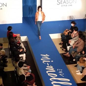 ファッションショー イベント写真