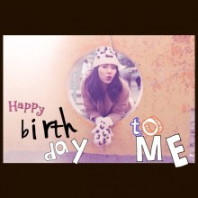 my birthday✳︎