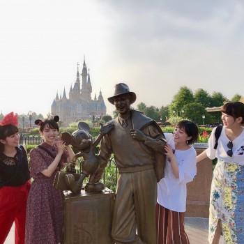 上海の思い出たち!
