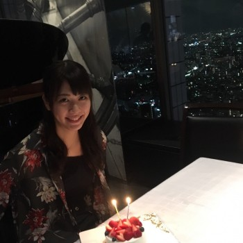 20歳!!