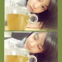 わーい☆お茶~だよ♪