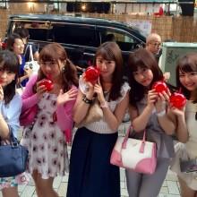 神楽坂のお祭り♡