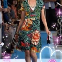 小田急百貨店 ファッションショー♪