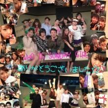 「WHO IS SUNDAY GIRL」終演☆