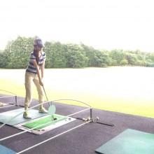 ゴルフ(≧∇≦)