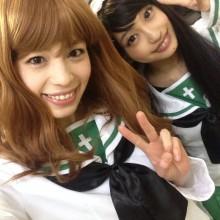 【AJ2014】ガールズ&パンツァーコスプレ☆