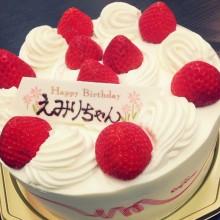 ケーキだ、わーい♪