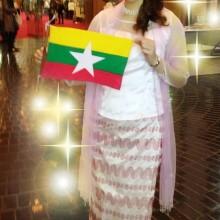 ミャンマーの服