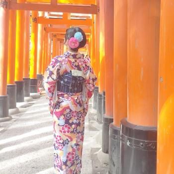 京都旅続き