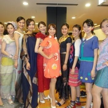 「石川芸術新時代 かなざわファッションショー」