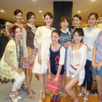 「石川芸術新時代 かなざわファッションショー」続き