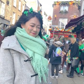 *留学日記*St. Patrick's Day続き