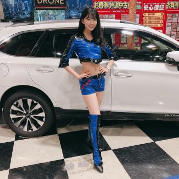 *彩速ガール*スーパーオートバックス金沢店