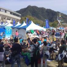 ぎふ清流マラソン 前日!