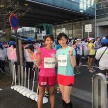さいたま国際マラソン 走りながらレポート!