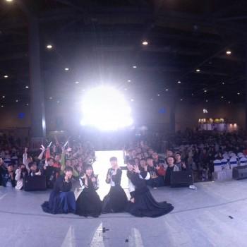 明けましておめでとう🎍2020年初パフォーマンス『ARAG EXPO』ありがとう*_ _)ペコリ♡