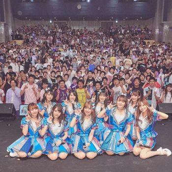 エビスト 3rd Anniversary Special Event「Standing on the Stage」①