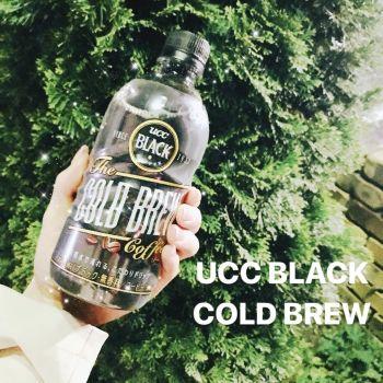 ❀ 拡散希望です!  UCC BLACK COLD BREW ❀ flower