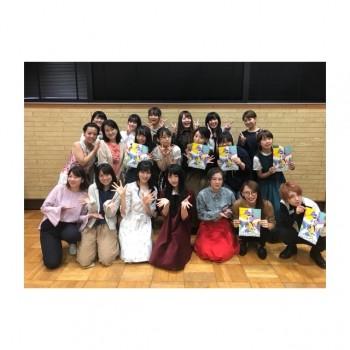 ❀ 神社エール!初顔合わせ ❀ Flower