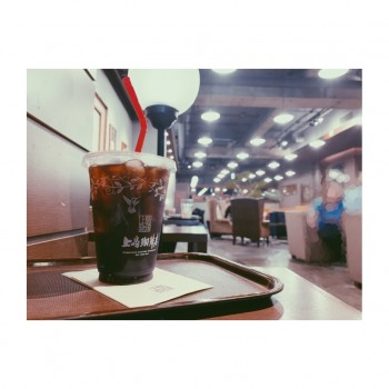 ❀ ucc上島珈琲店さん ❀ Flower