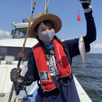 夏の釣りロケ!