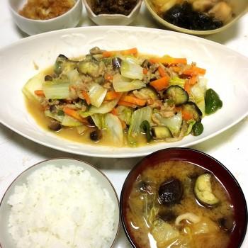 お夕食〜(´∀`)