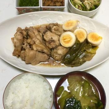 お夕食〜(о´∀`о)