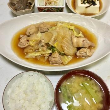 お夕食〜╰(*´︶`*)╯