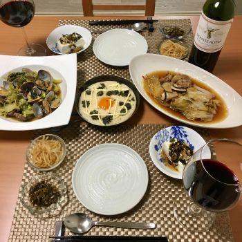 お夕食〜( ´ ▽ ` )