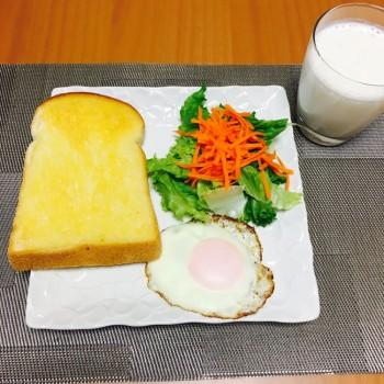 朝食プレート(о´∀`о)