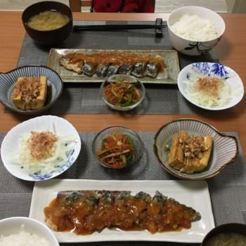 昨日のお夕食〜(*^o^*)