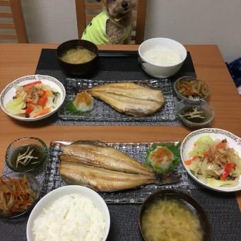 昨日のお夕食〜(*゚▽゚*)
