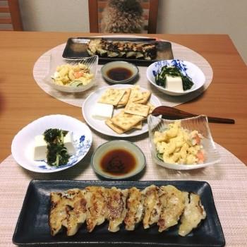 昨日のお夕食(*≧∀≦*)