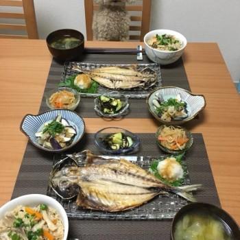 昨日のお夕食〜♪( ´▽`)