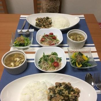 昨日のお夕食〜(о´∀`о)
