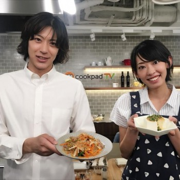 昨日のお夕食〜クックパッドTV編
