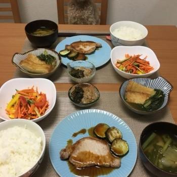 お夕食〜( ´∀`)