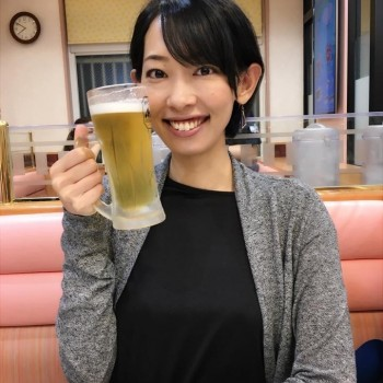 お疲れビール(*´ω`*)