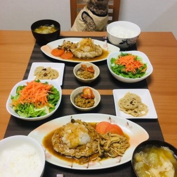 昨日のお夕食〜(o^^o)