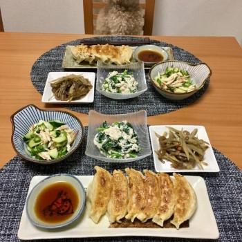 週末のお夕食〜(╹◡╹)