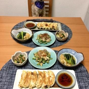 連休のお夕食〜( ´ ▽ ` )