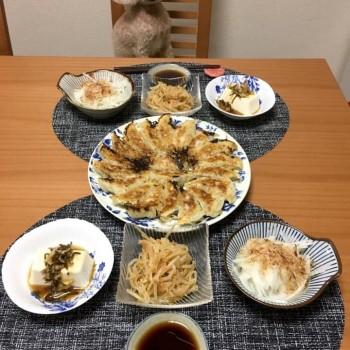 週末のお夕食〜( ^ω^ )