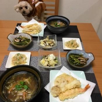 年の瀬おうちごはん(o^^o)