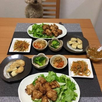 いつかのご飯〜(╹◡╹)